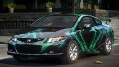 Honda Civic ZD-R L2 for GTA 4