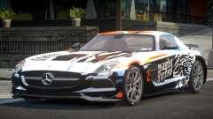 Mercedes-Benz SLS GS-R L10 for GTA 4