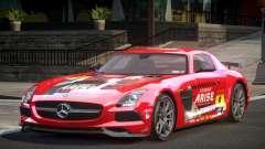 Mercedes-Benz SLS GS-R L5 for GTA 4