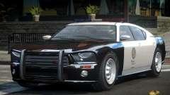 Bravado Buffalo LSPD Police Cruiser for GTA 4