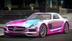 Mercedes-Benz SLS GS-R L6 for GTA 4