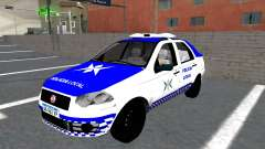 Fiat Siena Police for GTA San Andreas