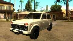 LADA URBAN 78RUS for GTA San Andreas