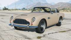 Aston Martin DB5 Vantage 1964 for GTA 5