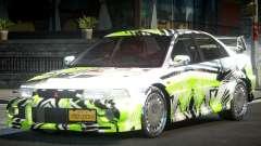 Mitsubishi Evolution VI PSI RC PJ2 for GTA 4