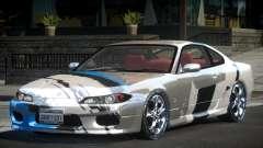 Nissan Silvia S15 PSI Racing PJ1 for GTA 4