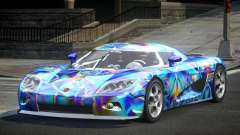 Koenigsegg CCX GTS-S L9 for GTA 4