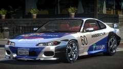 Nissan Silvia S15 PSI Racing PJ10 for GTA 4