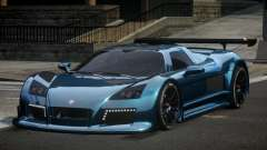 Gumpert Apollo Urban Drift for GTA 4