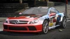 Mercedes-Benz SL65 BS Sport PJ7 for GTA 4