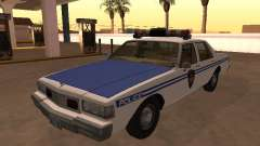 Chevy Caprice 1987 NYPDT Police Edited Version