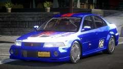Mitsubishi Evolution VI PSI RC PJ5 for GTA 4