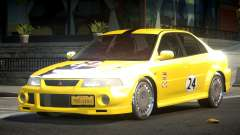 Mitsubishi Evolution VI PSI RC PJ10 for GTA 4