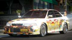Mitsubishi Evolution VI PSI RC PJ4 for GTA 4