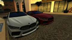BMW M8 Competition for GTA San Andreas