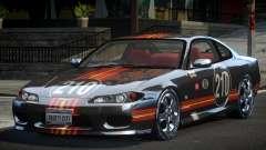Nissan Silvia S15 PSI Racing PJ6 for GTA 4