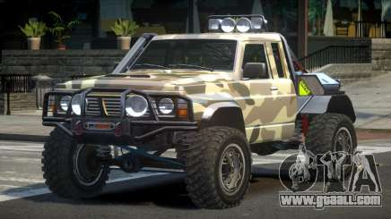 Nissan Patrol Off-Road L3 for GTA 4