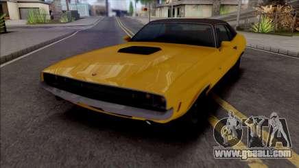 GTA V: Bravado Gauntlet Classic for GTA San Andreas