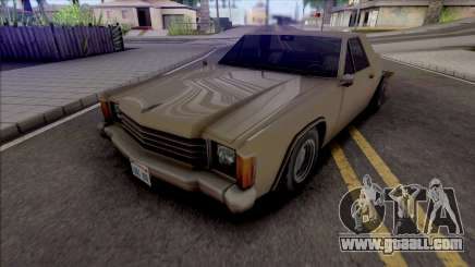 Picador Custom for GTA San Andreas