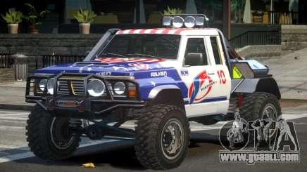 Nissan Patrol Off-Road L4 for GTA 4