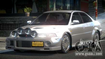 Mitsubishi Evolution VI PSI RC for GTA 4