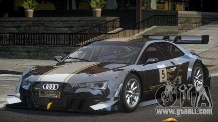 Audi RS5 GST Racing L3 for GTA 4
