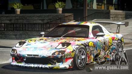 Mazda RX7 GS-R L8 for GTA 4