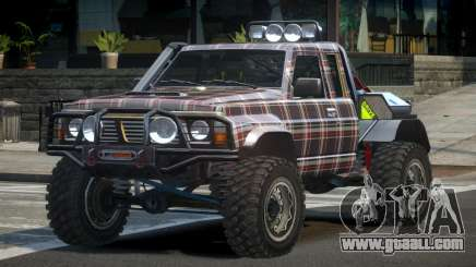 Nissan Patrol Off-Road L5 for GTA 4