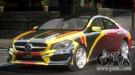 Mercedes-Benz CLA GST-S L2 for GTA 4