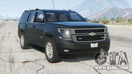 Chevrolet Tahoe FBI for GTA 5