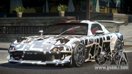 Mazda RX7 GS-R L10 for GTA 4