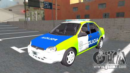 Chevrolet Corsa PBA Version 1 for GTA San Andreas