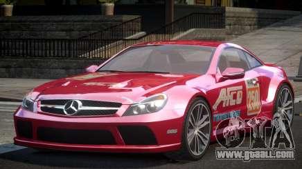 Mercedes-Benz SL65 BS Sport PJ5 for GTA 4