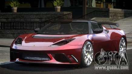 Lotus Evora GT for GTA 4