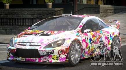 Peugeot 307 GST-R L7 for GTA 4