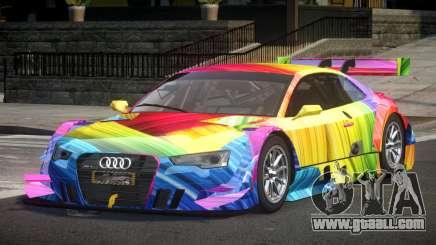 Audi RS5 GST Racing L6 for GTA 4