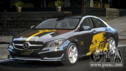 Mercedes-Benz CLA GST-S L8 for GTA 4