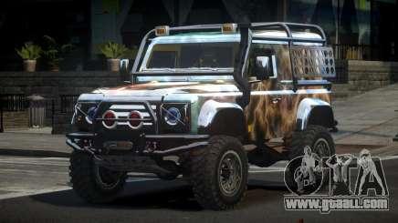 Land Rover Defender Off-Road PJ2 for GTA 4