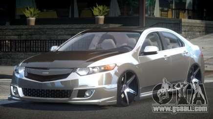 Acura TSX GS V1.1 for GTA 4