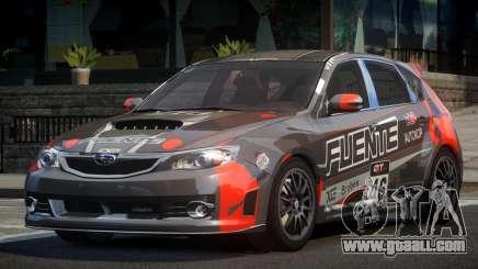 Subaru Impreza STI SP-R L10 for GTA 4
