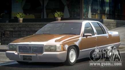 Cadillac Fleetwood Old V1.1 for GTA 4