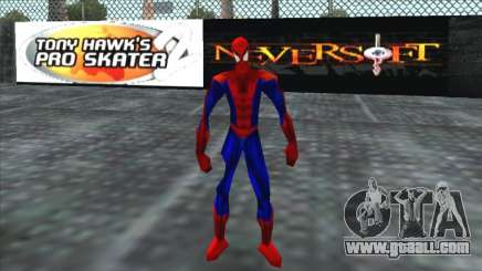Spider-Man (PS1) for GTA San Andreas
