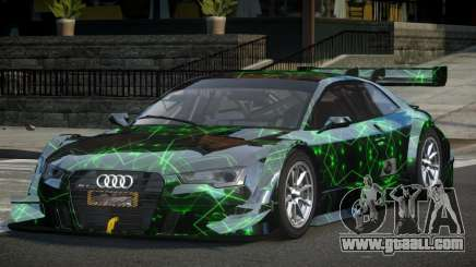 Audi RS5 GST Racing L4 for GTA 4