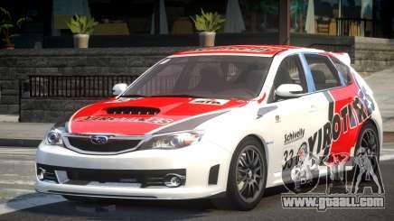 Subaru Impreza STI SP-R L4 for GTA 4