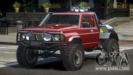 Nissan Patrol Off-Road for GTA 4