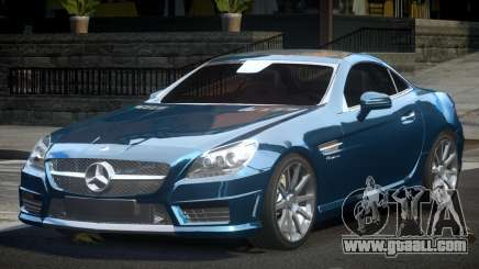 Mercedes Benz SLK55 GST V1.1 for GTA 4