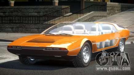 Pegassi Toreador L4 for GTA 4