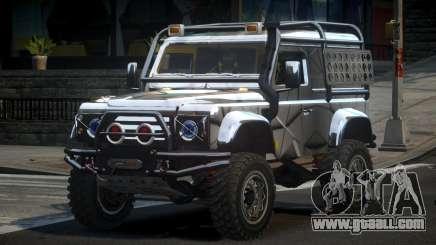 Land Rover Defender Off-Road PJ10 for GTA 4