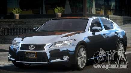 Lexus GS300H GST for GTA 4