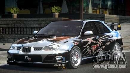 Subaru Impreza WRX GS for GTA 4